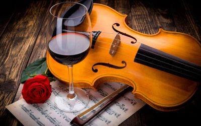 Vino y música: Armonías insospechadas